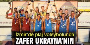 Şampiyon Ukrayna oldu!
