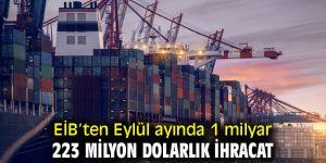 EİB'de 4 birlik 100 milyon dolar barajını geçti