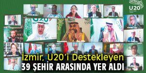 İzmir, U20'i Destekleyen 39 Şehir Arasında Yer Aldı