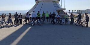 Rota-Kıyı Bisiklet gezisi