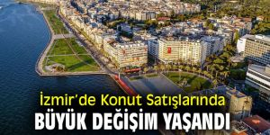 İzmir'de Konut Fiyatları Düşüyor