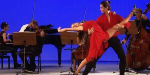 """""""Tango Akşamı"""" etkinliği Elhamra Sahnesi'nde"""