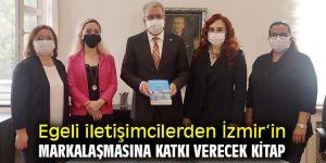 """""""Markalaşma Yolunda İzmir ve Dijital Gazeteler"""" kitabı artık raflarda!"""