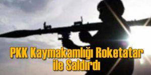 PKK Kaymakamlığa Roketle Saldırdı