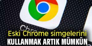 Eski Chrome simgeleri severler için eklenti geliştirildi