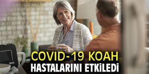 Dikkat! COVID-19 KOAH Hastalarını Etkiledi