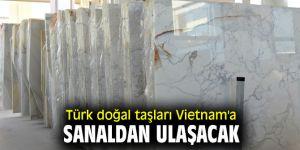 Türk doğal taşı sektörü dijital pazarlamaya yöneldi
