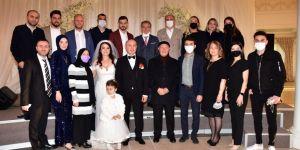 Cevat Kaya ile Handan Turan evlendi