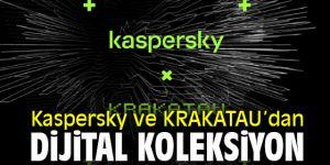 Kaspersky ve KRAKATAU'dan dijital koleksiyon