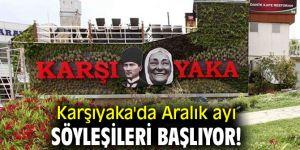 Karşıyaka'da Aralık ayı söyleşileri başlıyor!