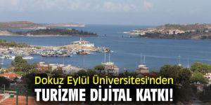 Dokuz Eylül Üniversitesi'nden turizme dijital katkı!