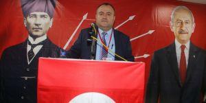 CHP'li Yılmaz istifa etti!