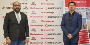 SALCOMP'tan Kontrolmatik ile Türkiye'ye teknoloji yatırımı!