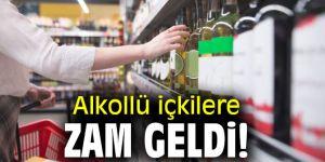 Yeni yılla birlikte alkollü içeceklere de ÖTV zammı geldi