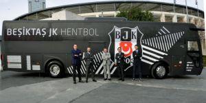 Beşiktaş Aygaz'ı, TEMSA taşıyacak