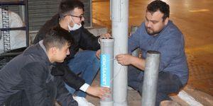 Saadet Partili gençlerden sokak hayvanları için yürek ısıtan çalışma