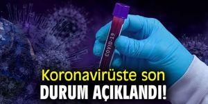 24 saatte 68 kişinin korona virüsten hayatını kaybettiği