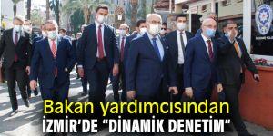 """İzmir'de """"dinamik denetim"""""""