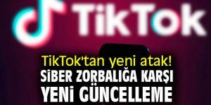 TikTok'tan yeni atak! Siber Zorbalığa karşı yeni güncelleme