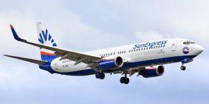 SunExpress, bu yaz İzmir'den 5 yeni destinasyona uçacak