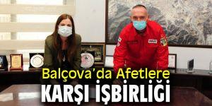 Balçova'da Afetlere Karşı İşbirliği