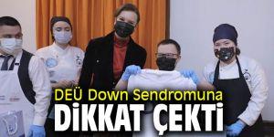 DEÜ'den Down Sendromu farkındalığı