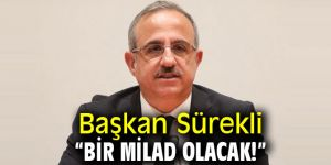 AK Parti İzmir 100 otobüsle yolda…