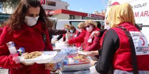 Türk Kızılay Foça Şubesinden Çanakkale Şehitleri hayrı