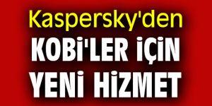 Kaspersky'den KOBİ'ler için yeni hizmet
