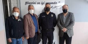 Birol Özkardeşler polis haftasını kutladı