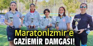 Maratonİzmir'e Gaziemir damgası