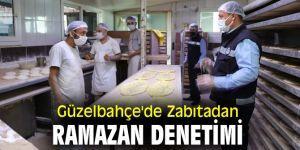 Güzelbahçe'de Zabıtadan Ramazan Denetimi