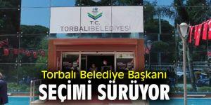 Torbalı Belediye Başkanı seçimi sürüyor