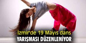 İzmir'de 19 Mayıs dans yarışması düzenleniyor