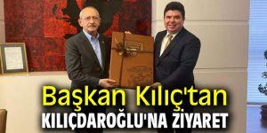 Başkan Kılıç'tan Kılıçdaroğlu'na ziyaret
