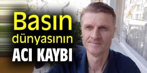 Basın dünyasının acı kaybı! Sedat Sözer vefat etti