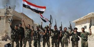 Suriye Ordusu Muhaliflerin Elindeki 4 Bölgeyi Ele Geçirdi
