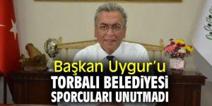 Torbalı Belediyesi sporcularımerhum başkanı unutmadılar!