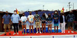 Rüzgar Sörfü Slalom Milli Takımı'nın seçmeleri yapıldı