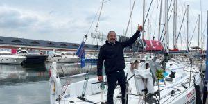 Tolga Pamir, Türkiye Turu Rekoru için start alıyor