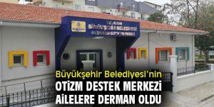 Aydın'da Otizm Destek Merkezi ailelere derman oldu