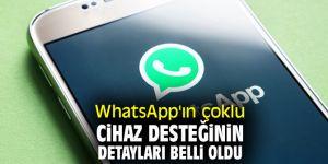WhatsApp'tan çoklu cihaz desteği detayları!