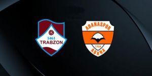 Trabzon 4-1 Adanaspor