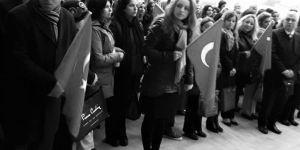 İzmir Adliyesi Tek Yürek Oldu !