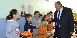 Başkan Tosun miniklerin yerli malı heyecanına ortak oldu