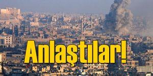 Halep'te Anlaşma Sağlandı!