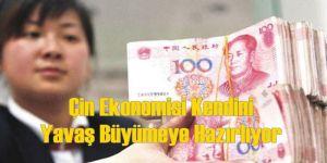 Çin Ekonomisi Nisan Ayı İçin Alarm Verdi