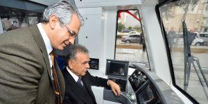 İzmir'e Hoşgeldin tramvay!
