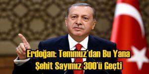 Cumhurbaşkanı Erdoğan Yozgat'ta Toplu Açılış Töreninde