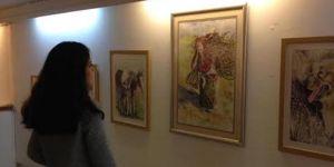 Yalçın Balköse'den Sulu Boya Resim Sergisi